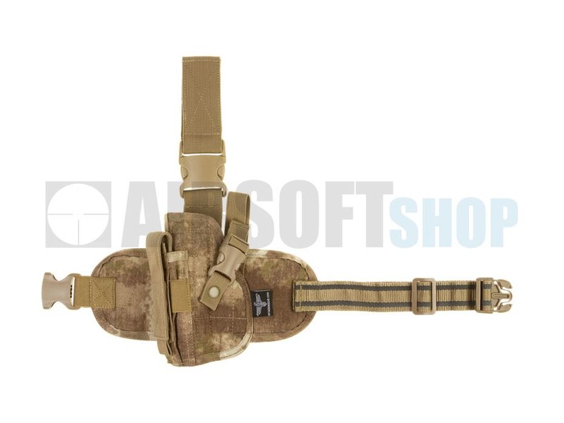 Invader Gear Dropleg Holster LEFT (Stone Desert)