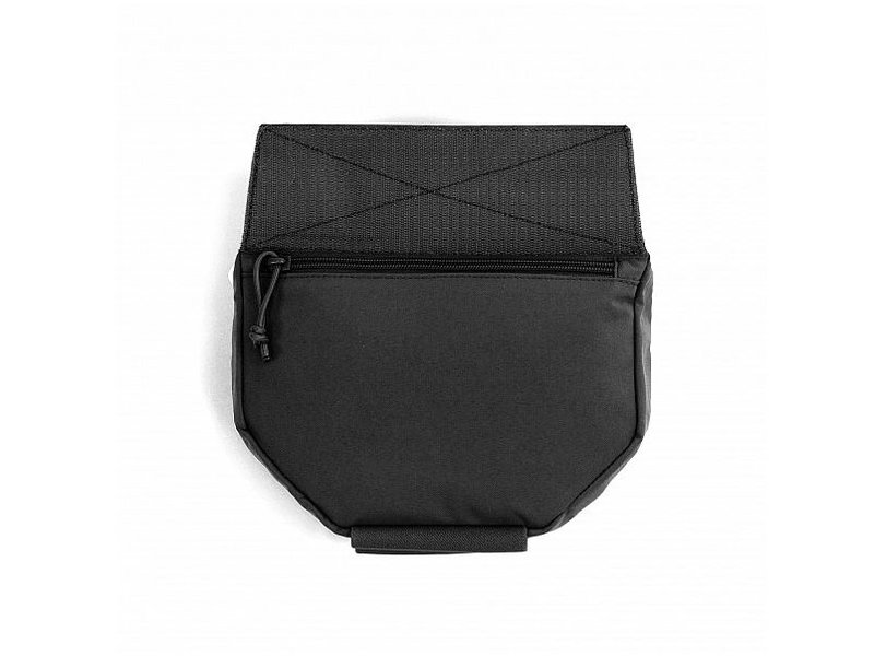 Warrior Drop Down Utility Pouch (Black)