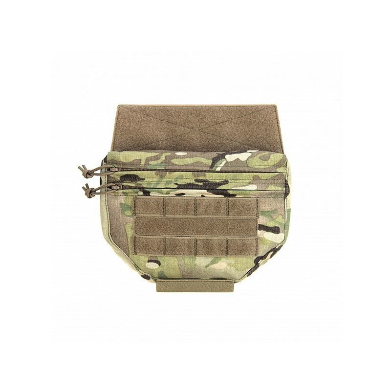 Warrior Drop Down Utility Pouch (Olive Drab)