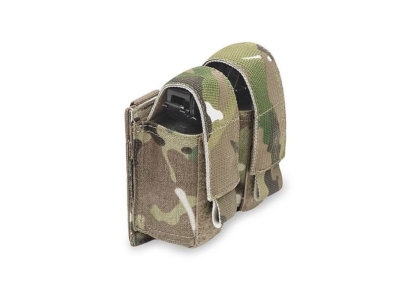 Warrior Double 40mm Grenade Pouch (Multicam)