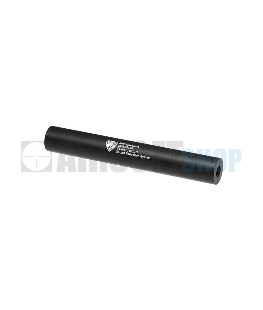 APS 230mm Silencer CCW (Black)