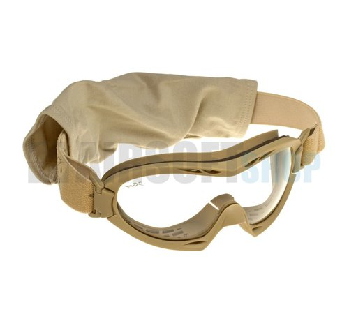 Wiley X Nerve Goggle (Tan)