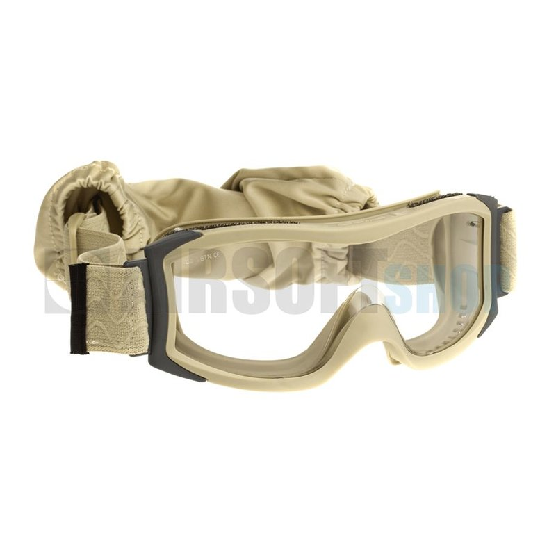 Bollé X1000 Tactical Goggles (Tan)