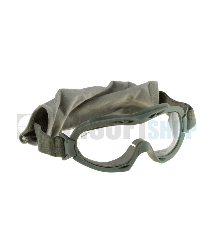 Wiley X Nerve Goggle (Foliage Green)