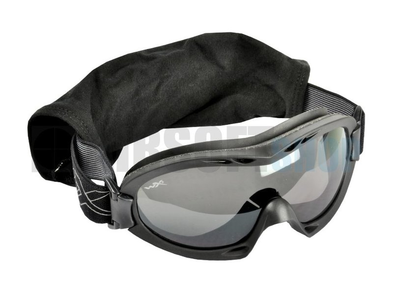 Wiley X Nerve Goggle (Black)