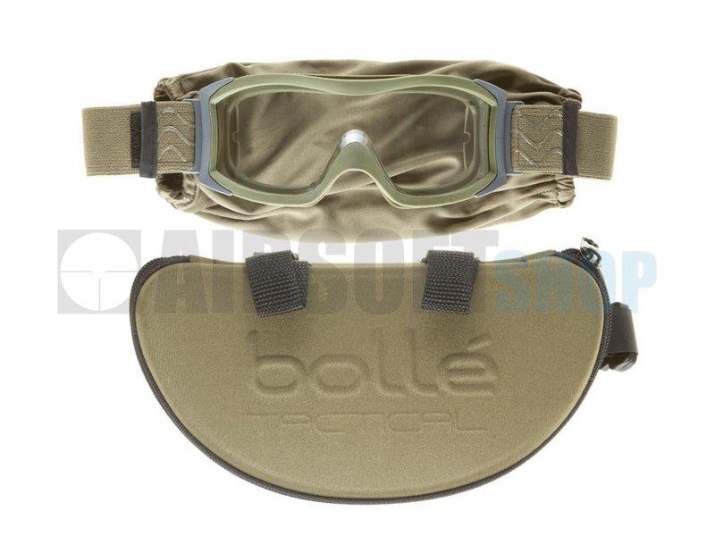 Bollé X1000 Tactical Goggles (Foliage Green)