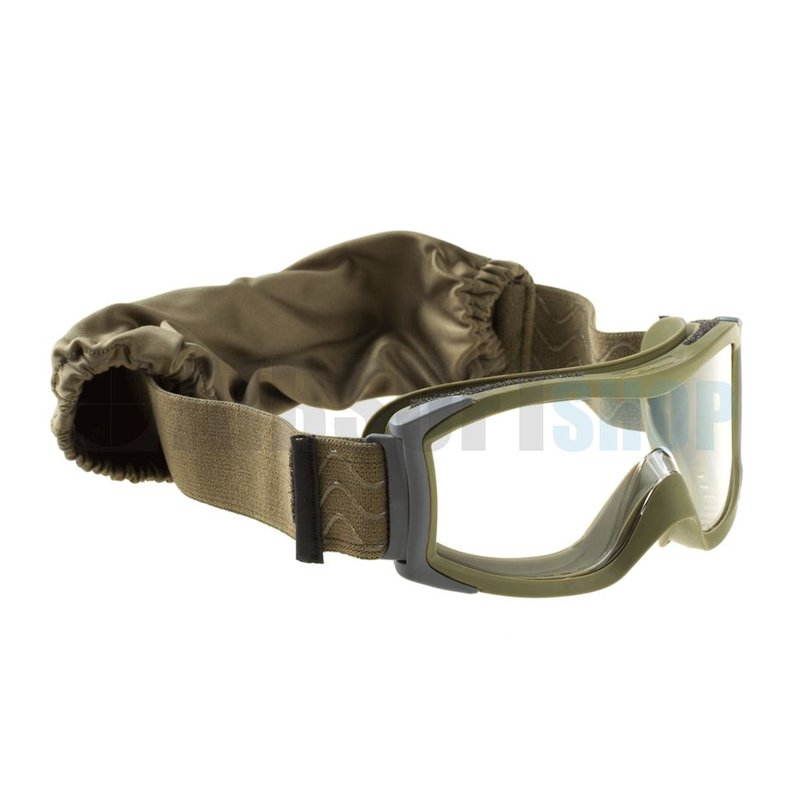 Bollé X1000 Tactical Goggles (Foliage Green)