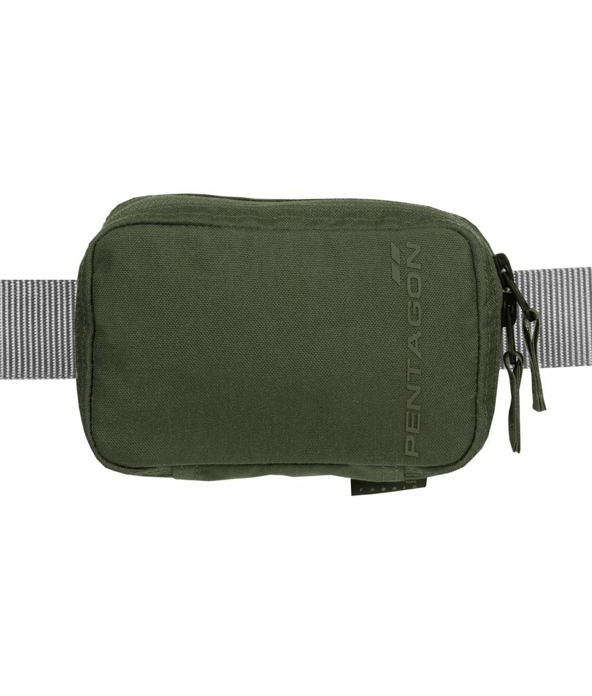 Pentagon Kyvos Pouch (Olive)