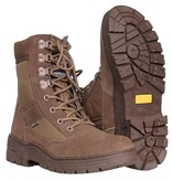 101 Inc Sniper Boots SideZip (Coyote)