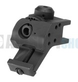 Metal Offset Rear Sight (Black)