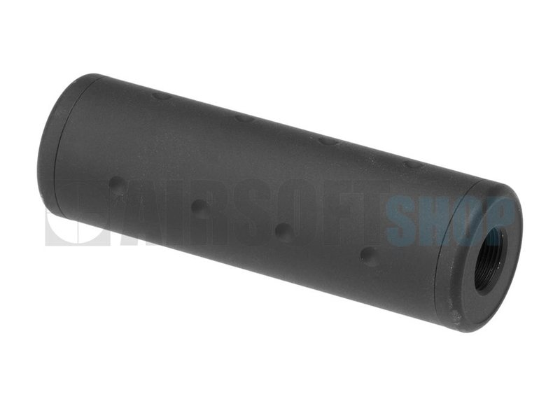 Metal 98mm Skull Type Silencer (CCW)