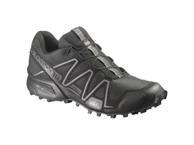 Salomon Speedcross 3 Forces Shoes (Black)