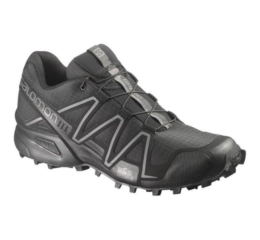 Speedcross 3 Forces Shoes (Black)