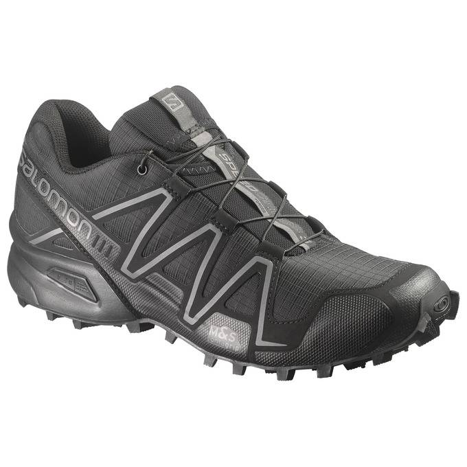salomon speedcross 3 forces shoes black airsoftshop