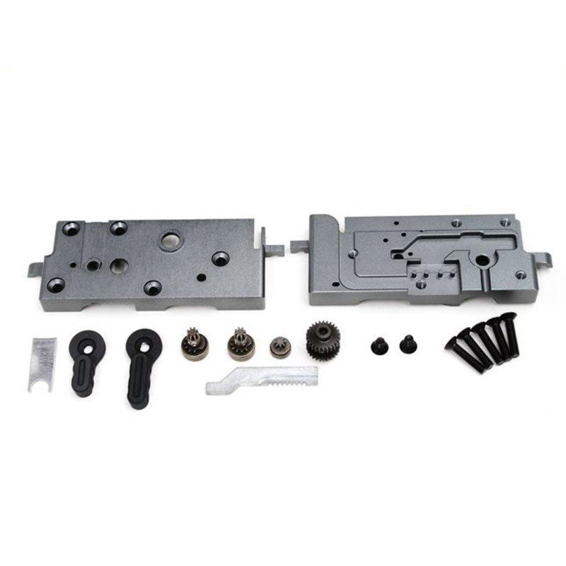 FCC PTW Ambidextrous CNC Gearbox Case Set