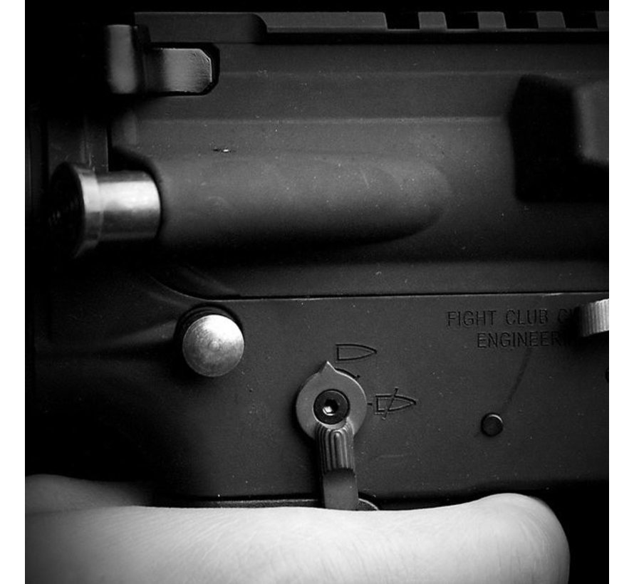 PTW DSA Style Ambidextrous Aluminium Selector Set