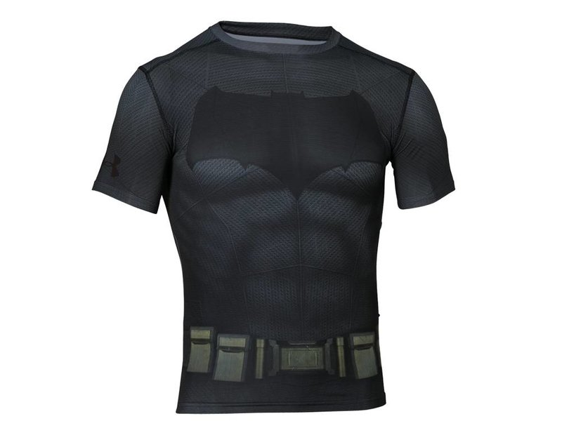 Under Armour Transform Yourself Batman T-Shirt