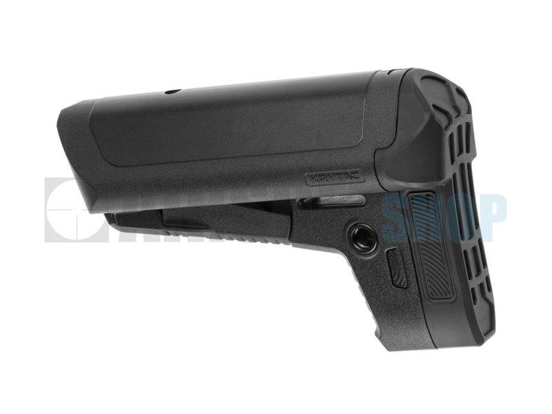 Krytac Adjustable Battery Stock (Black)