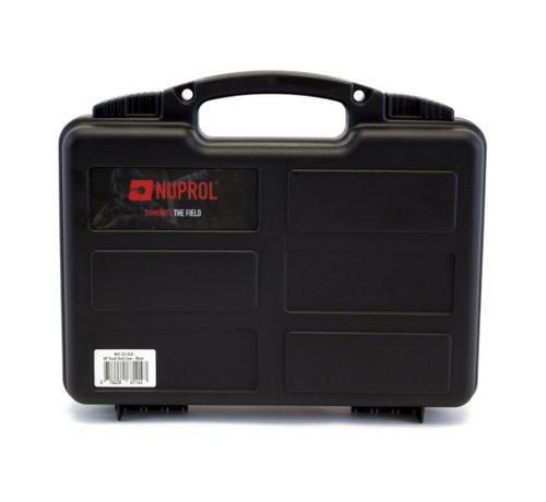 NUPROL Pistol Small Hard Case (Black)