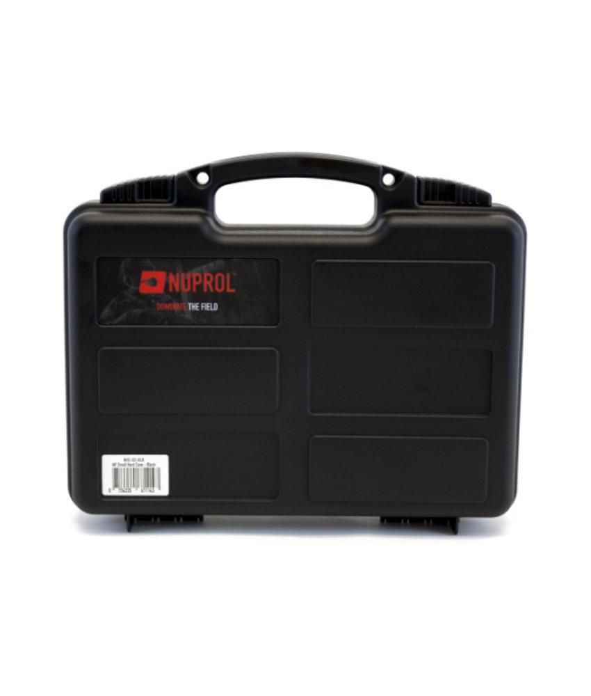 NUPROL Small Hard Case (Black)