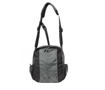 5.11 Tactical COVRT Satchel (Asphalt/Black)