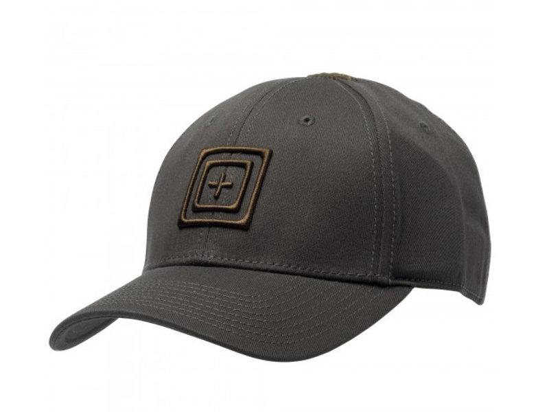5.11 Tactical Scope A Flex Cap (Black)
