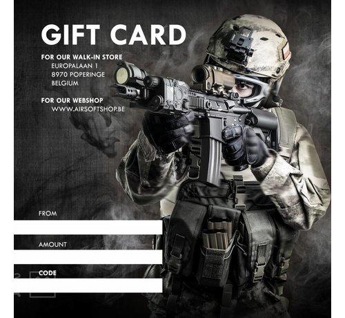Airsoftshop Gift Card