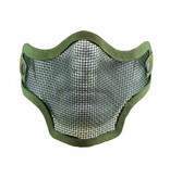 Valken 2G Wire Mesh Tactical Mask (Green)