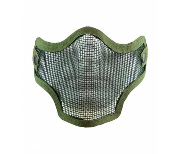 Valken 2G Wire Mesh Tactical Mask (Green)