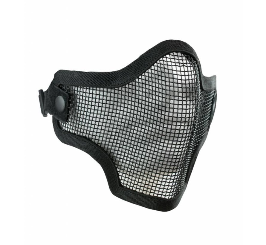 2G Wire Mesh Tactical Mask (Tan)