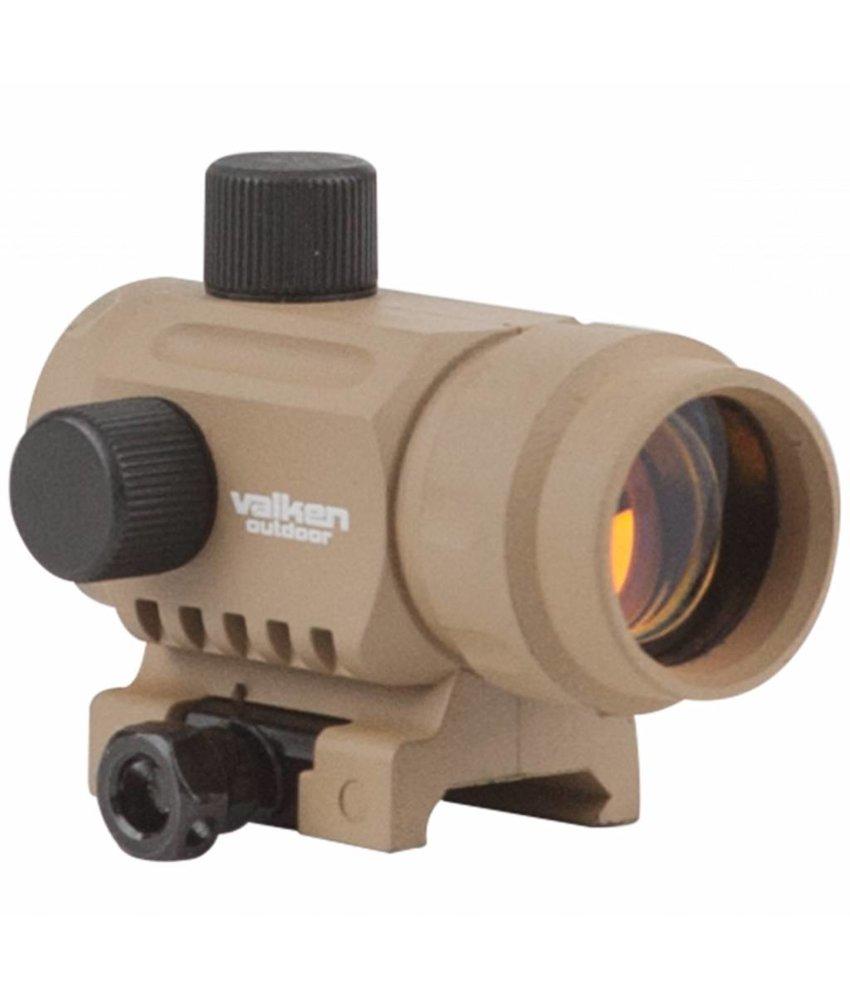 Valken Mini Red Dot Sight RDA20 (Tan)