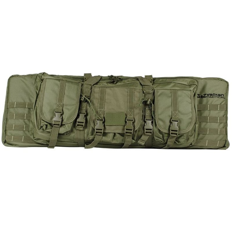 "Valken 36"" Double Rifle Bag (Green)"