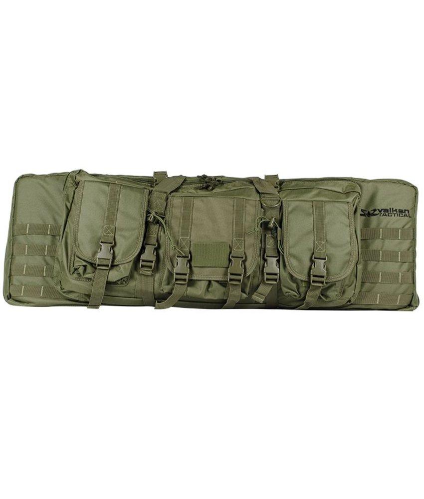 "Valken 36"" Double Rifle Bag (Green)"