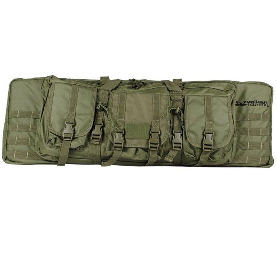 "36"" Double Rifle Bag (Green)"