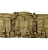 "Valken 36"" Double Rifle Bag (Tan)"