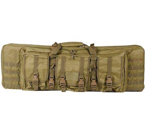 "Valken 36"" Double Rifle Bag (Tan)"
