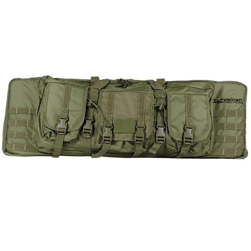 "Valken 42"" Double Rifle Bag (Green)"