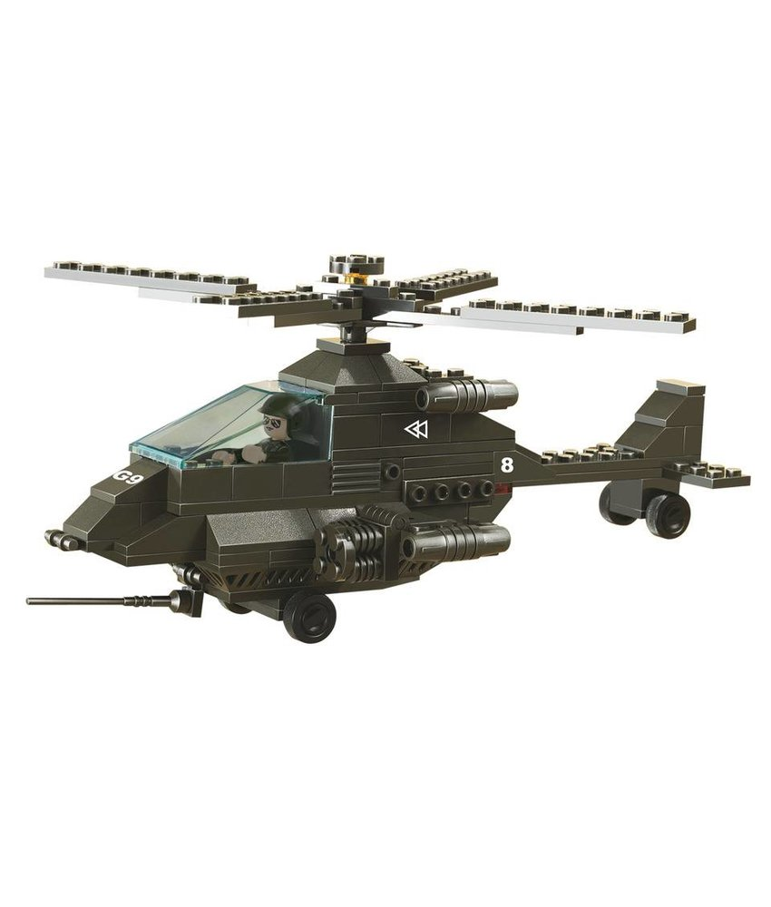 Sluban Attack Helicopter M38-B6200