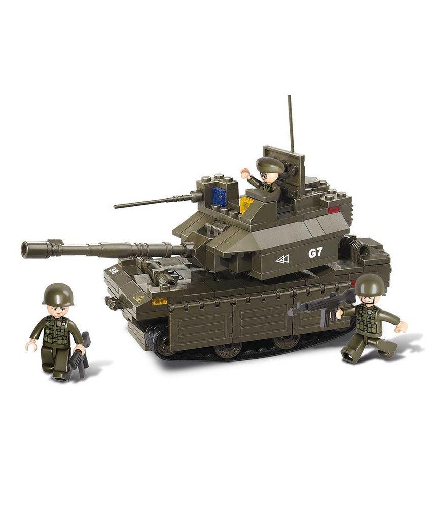 Sluban Tank M38-B0287