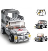 Sluban Jeep 3-in-1 M38-B0537A