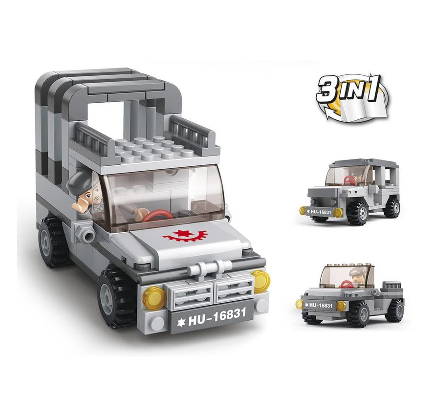 Jeep 3-in-1 M38-B0537A