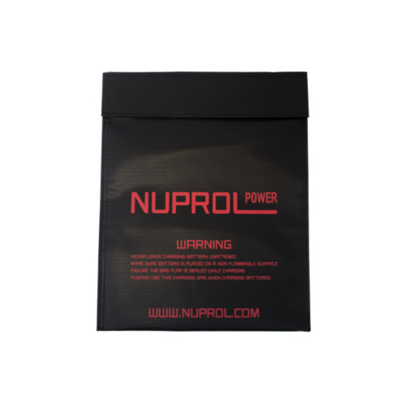 NUPROL LiPo Safe Bag (23x30cm)