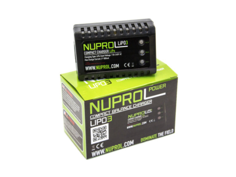 NUPROL L3 LiPo Battery Charger