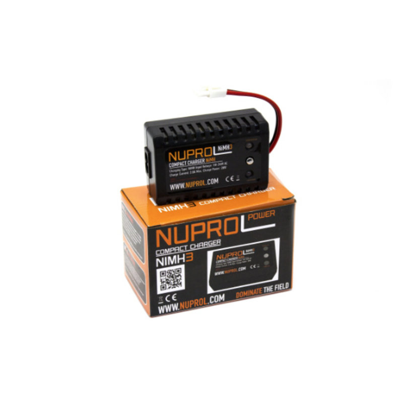 NUPROL N3 NiMH Battery Charger
