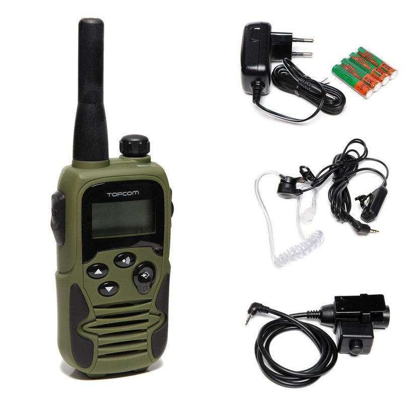 Topcom Complete Walkie Talkie 1 SET