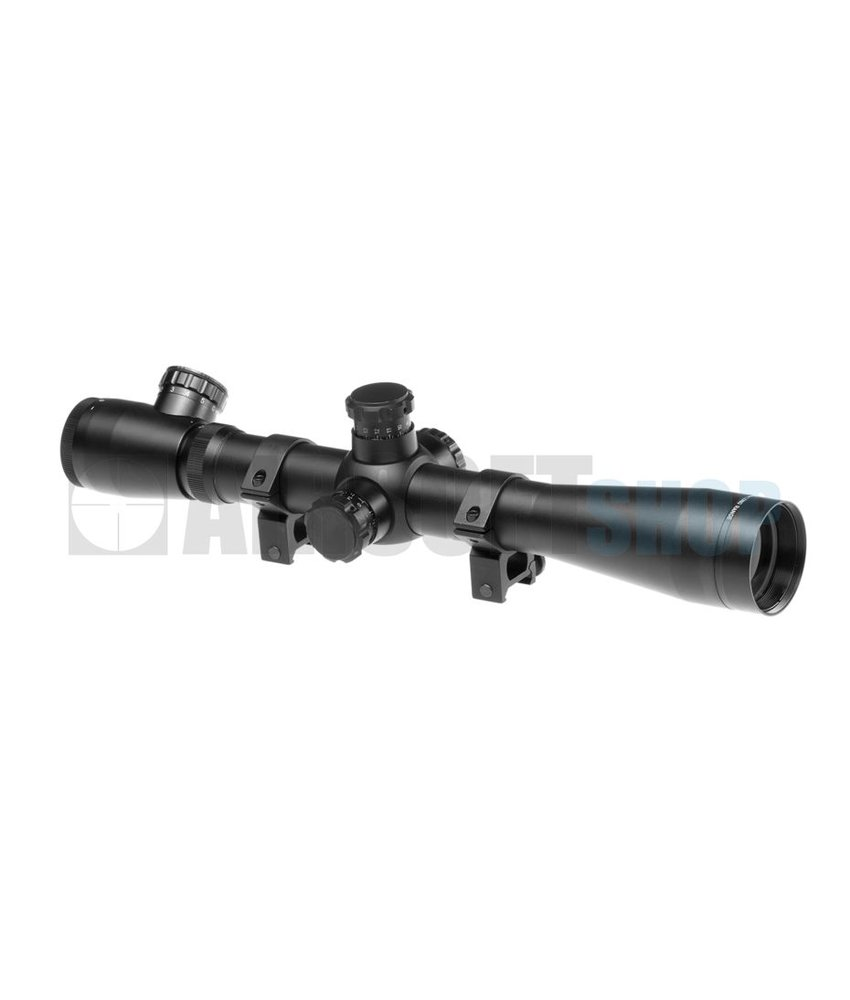 Element 3.5-10x40E-SF Sniper Rifle Scope (Black)