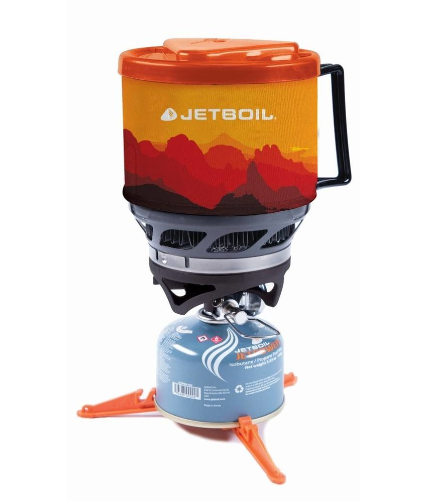 Jetboil MiniMo Sunset