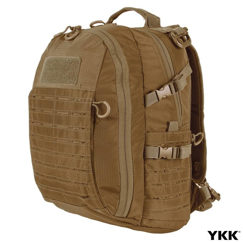 101 Inc Hexagon Backpack GB0304 (Coyote)