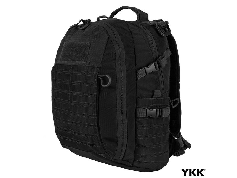 101 Inc Hexagon Backpack GB0304 (Black)