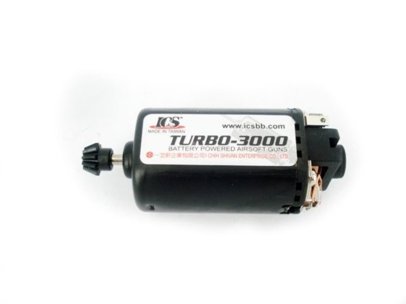 ICS New TURBO 3000 Motor (Short)
